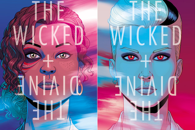 Kieron Gillen Jamie McKelvie Matt Wilson The Wicked + The Divine