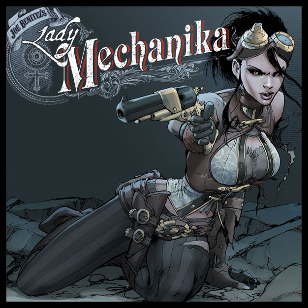 Joe Benitez Lady Mechanika