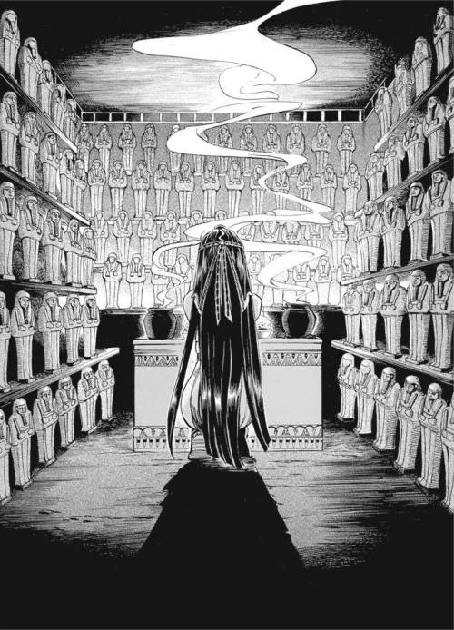 Chie INUDOH - extrait manga 2