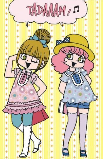 Lunlun Yamamoto - Ichiko et Niko