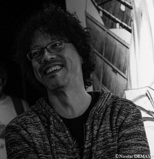 Naoki Urasawa - portait