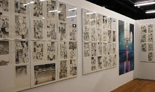 Naoki Urasawa - exposition Angoulême