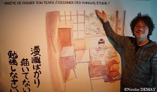 Naoki Urasawa - arrête de dessiner des mangas et étudie