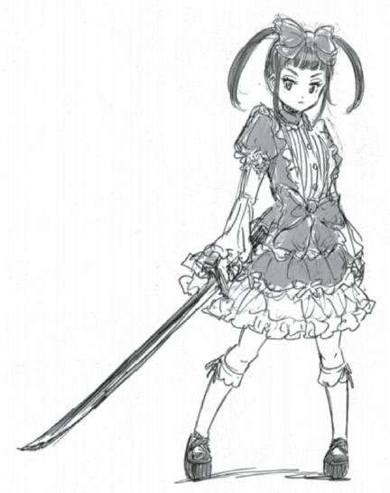 Takahiro Oba - Sky-high survival croquis
