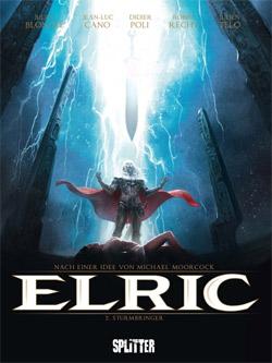 Couverture de Elric