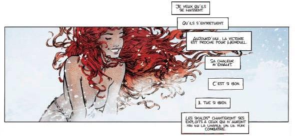 Extrait de Conan, La fille du géant du gel