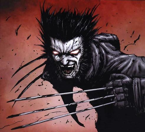 Extrait Wolverine Snikt !