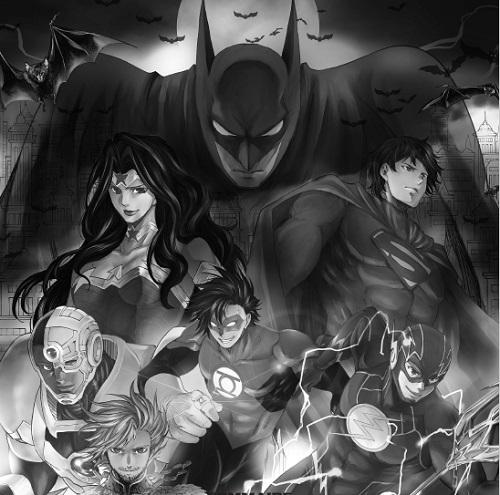 Shiori Teshirogi - Batman - extrait