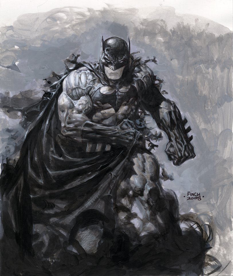david finch batman