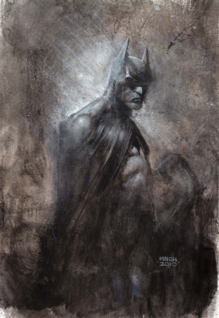 david finch batman 2