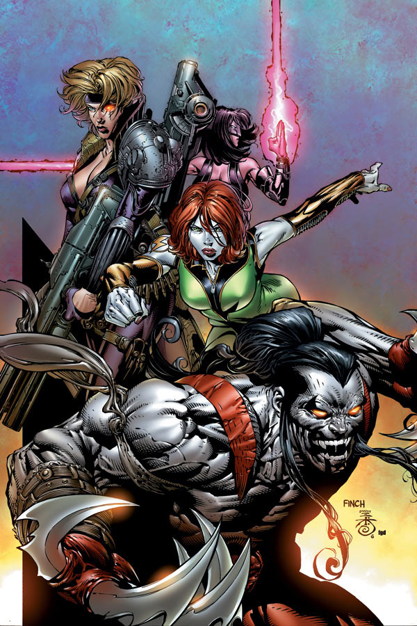 david finch cyberforce