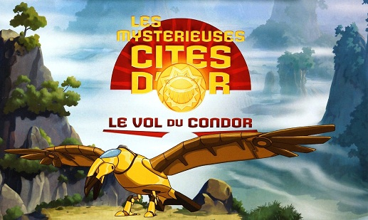 Le premier jeu vidéo issu de l'univers des cités d'or : le vol du condor