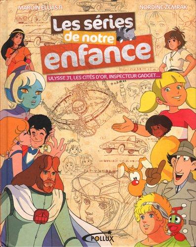 couverture Les séries de notre enfance