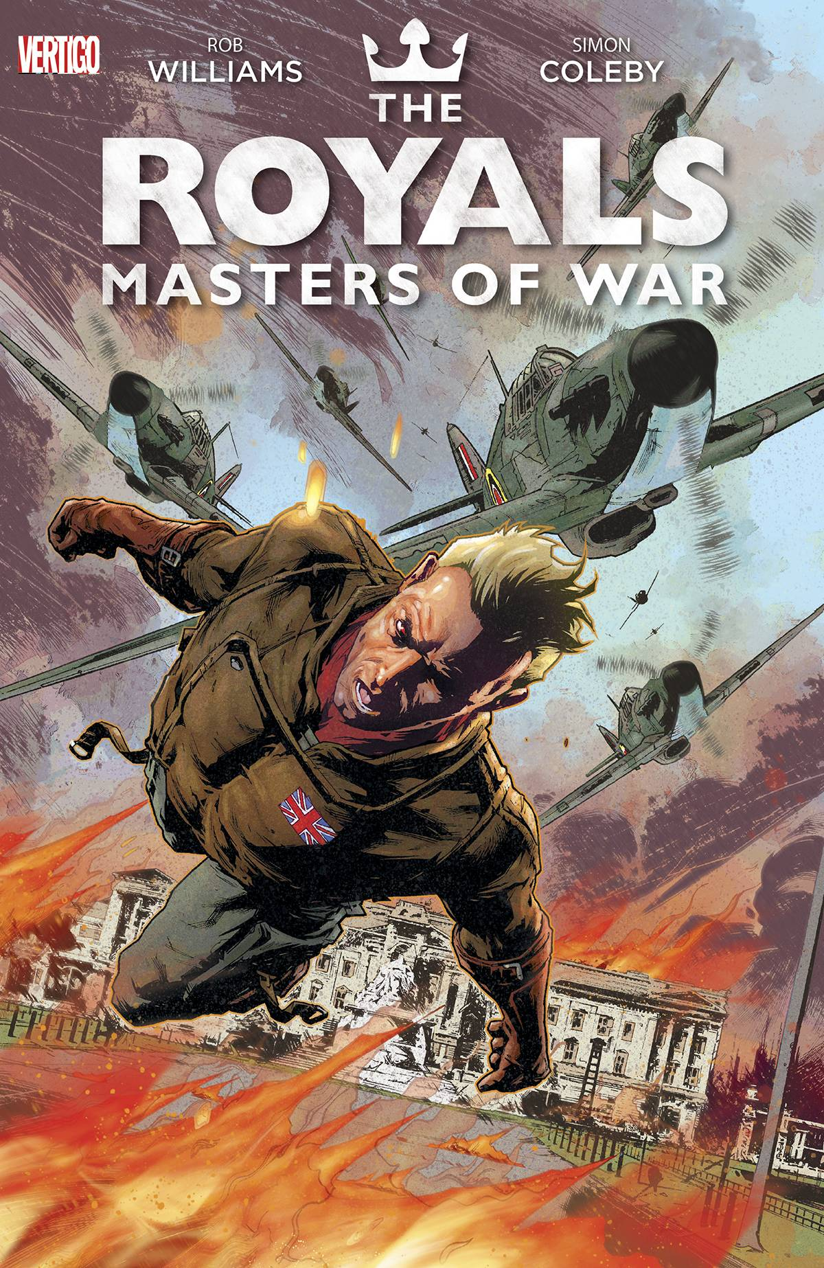 Simon Coleby Masters of War