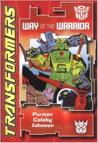 Simon Coleby Transformers