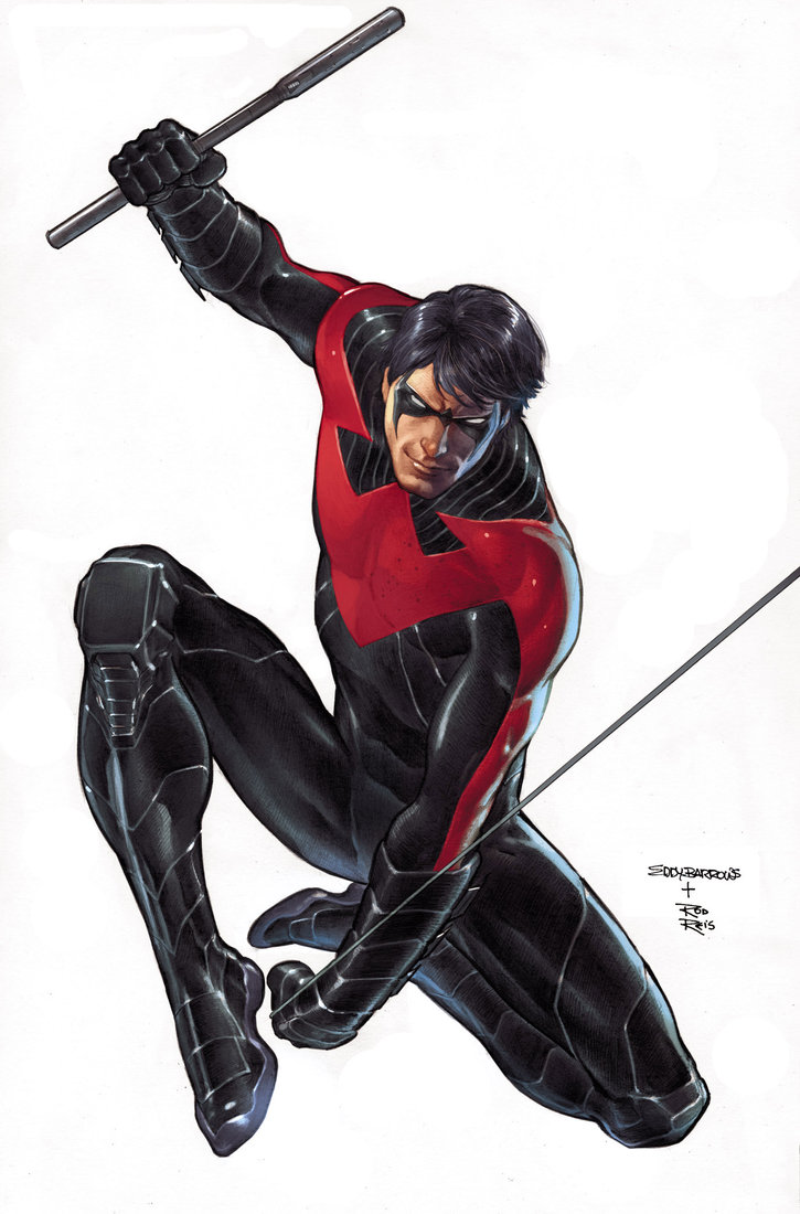 nightwing eddy barrows