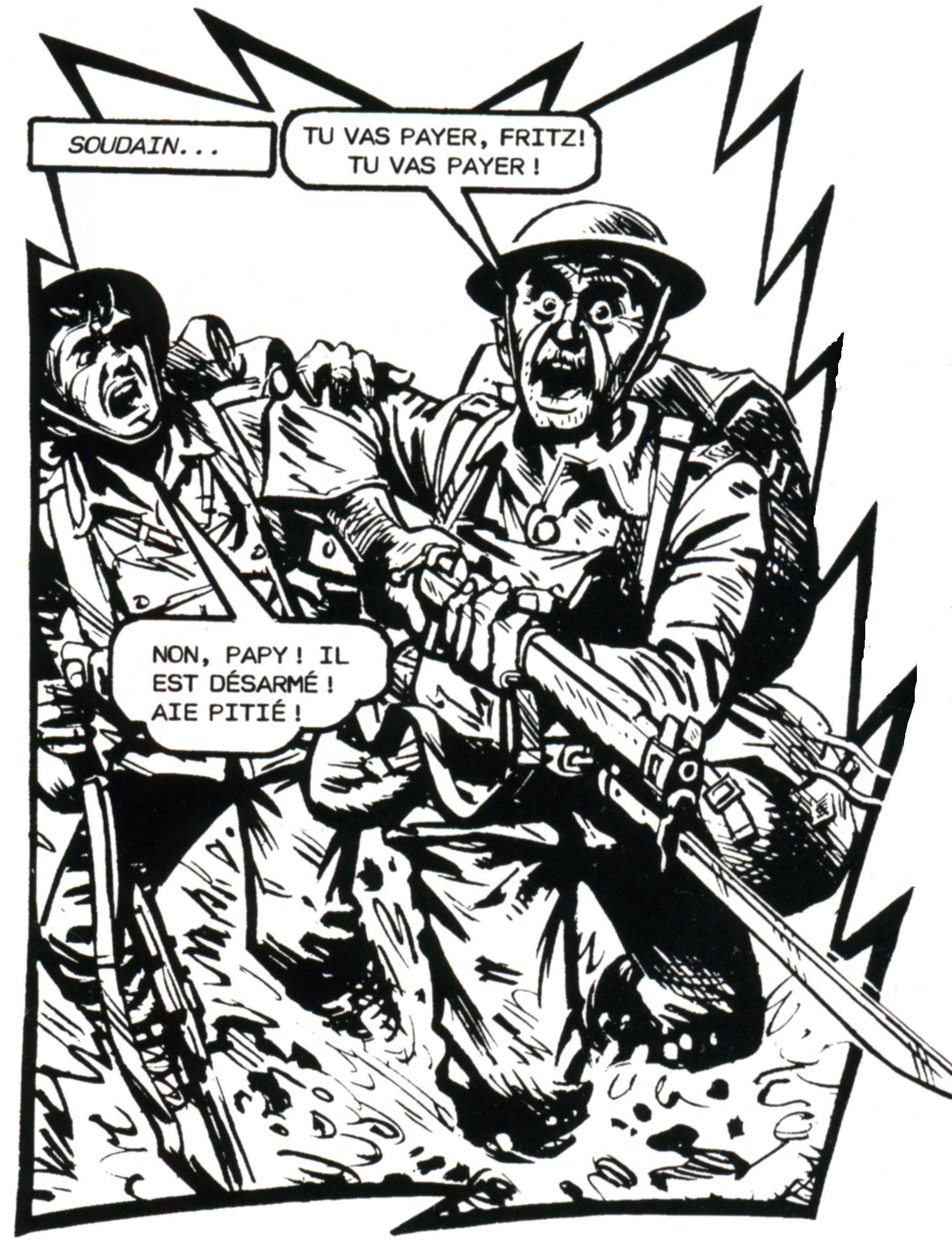 grande guerre de charlie charley's war