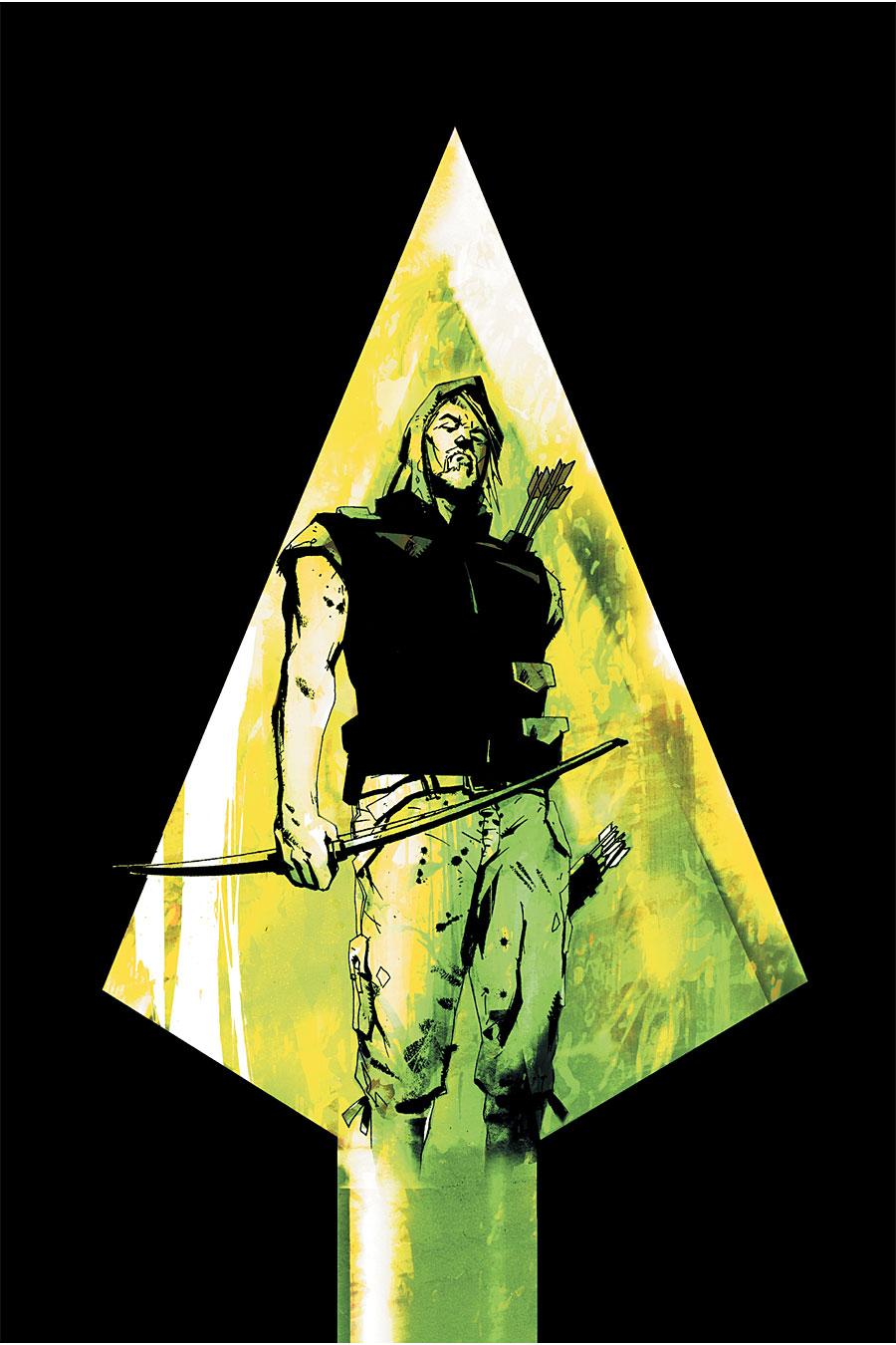 Green Arrow Year One Année Un