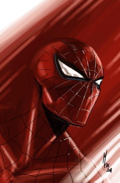 Marco-Checchetto-Spiderman