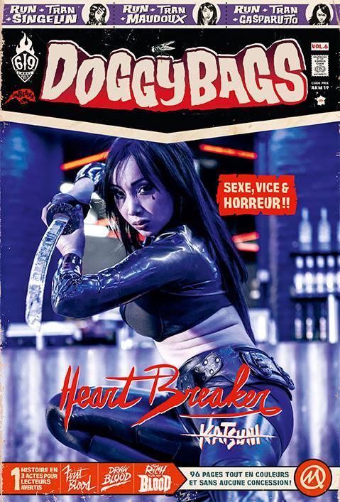 doggy bags run katsuni heart breaker