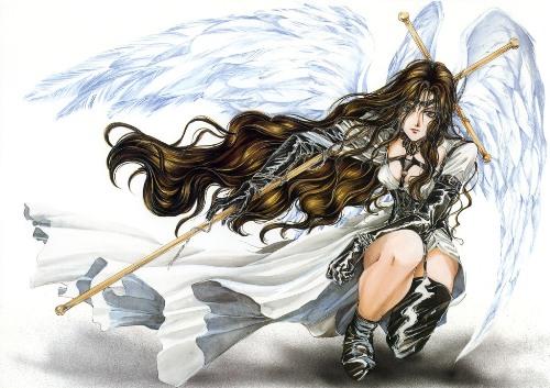 kaori yuki angel sanctuary alexiel