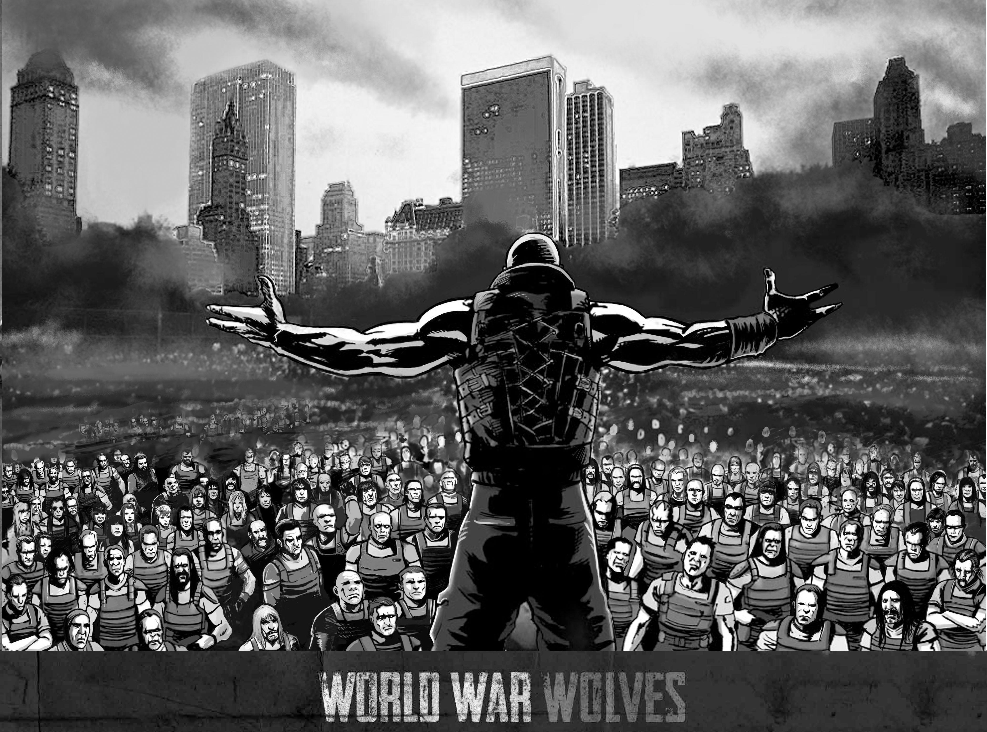 jean-luc istin world war wolves kyko duarte