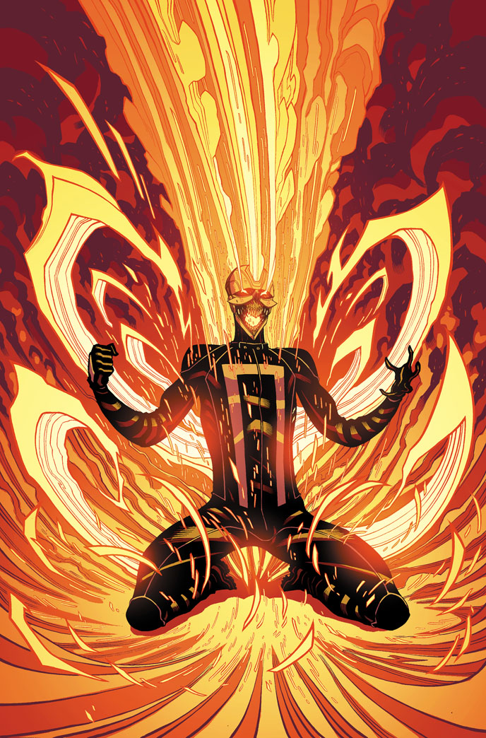 Tradd Moore All New Ghost Rider