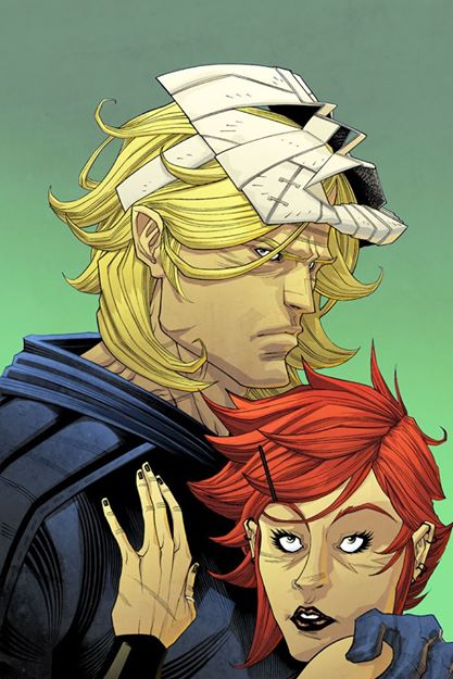 Tradd Moore Luther Strode