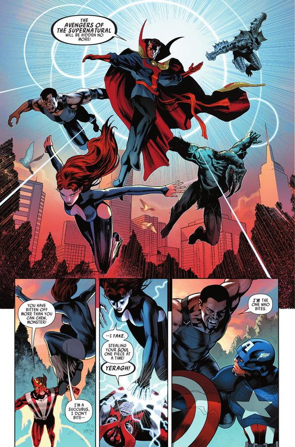 Paul Renaud Uncanny Avengers Annual