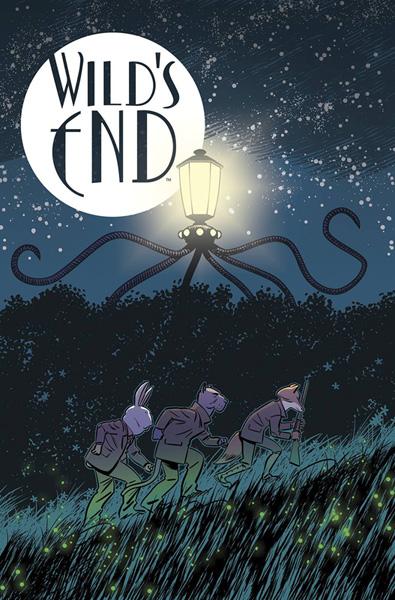 Dan Abnett wild's end