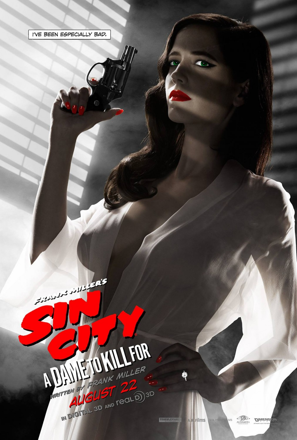 frank miller nancy eva green sin city