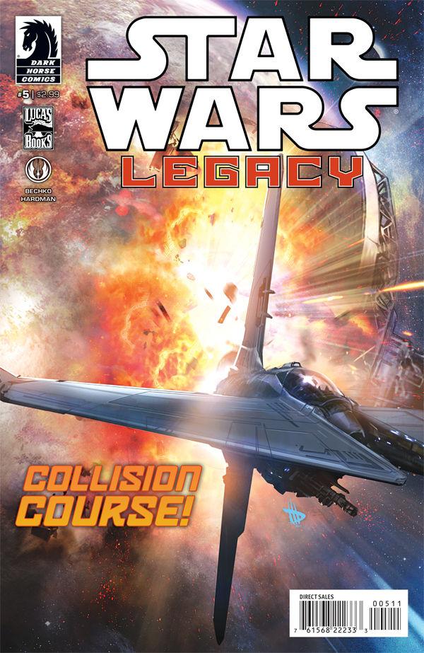 Corinna Bechko Star Wars Legacy saison 2