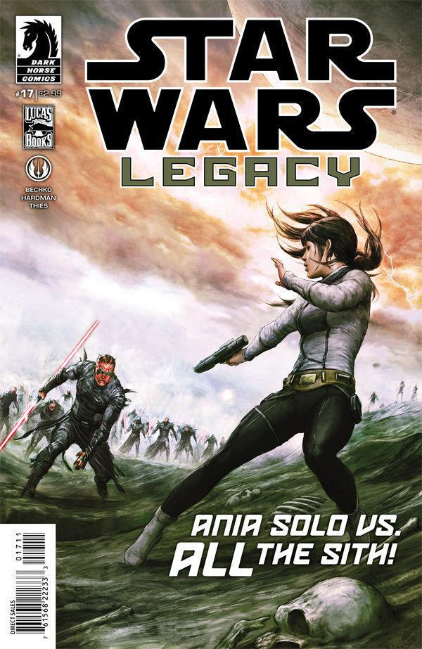 Corinna Bechko Star Wars Legacy 2