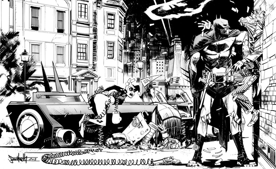 Batman Sean Murphy Scott Snyder