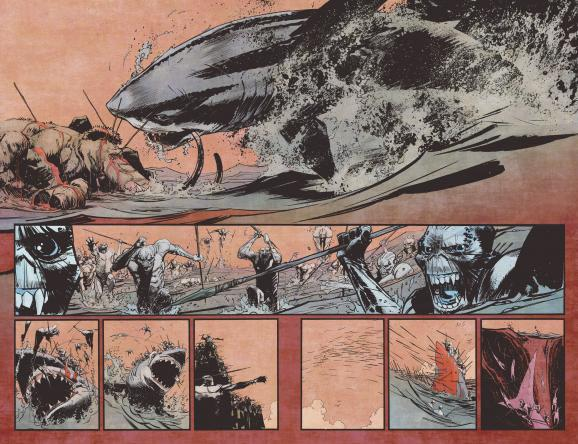 The Wake Sean Murphy Scott Snyder