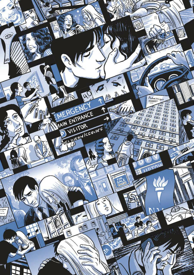 Scott McCloud Le Sculpteur