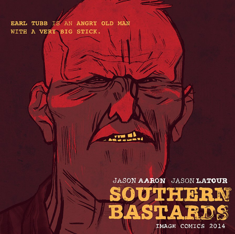 Jason Latour Southern Bastards Urban Comics