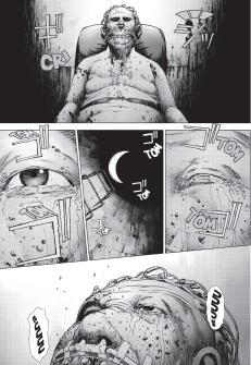 Tetsuya Tsutsui manhole planche