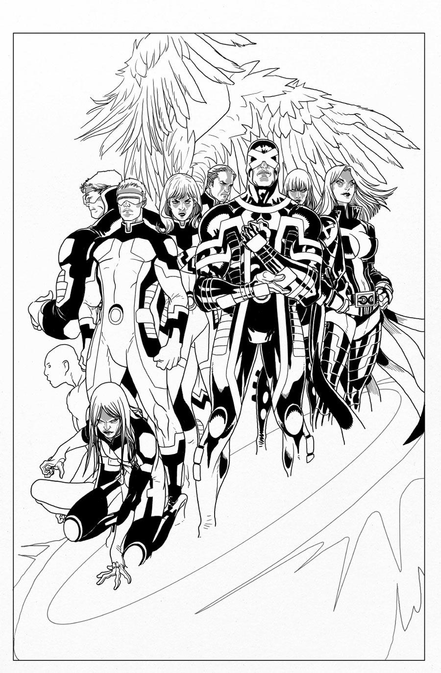 X-Men Mike Carey