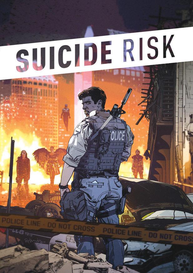 suicide risk Mike Carey
