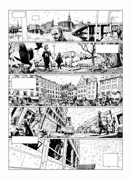 Arnaud Boudoiron zombies néchronologies