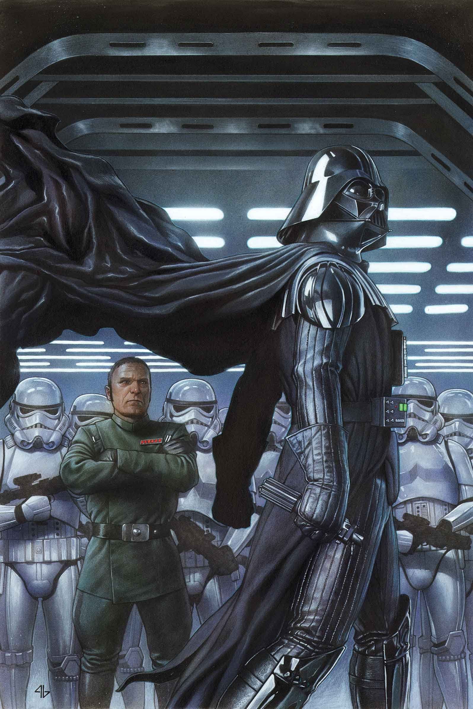 Star Wars Adi Granov