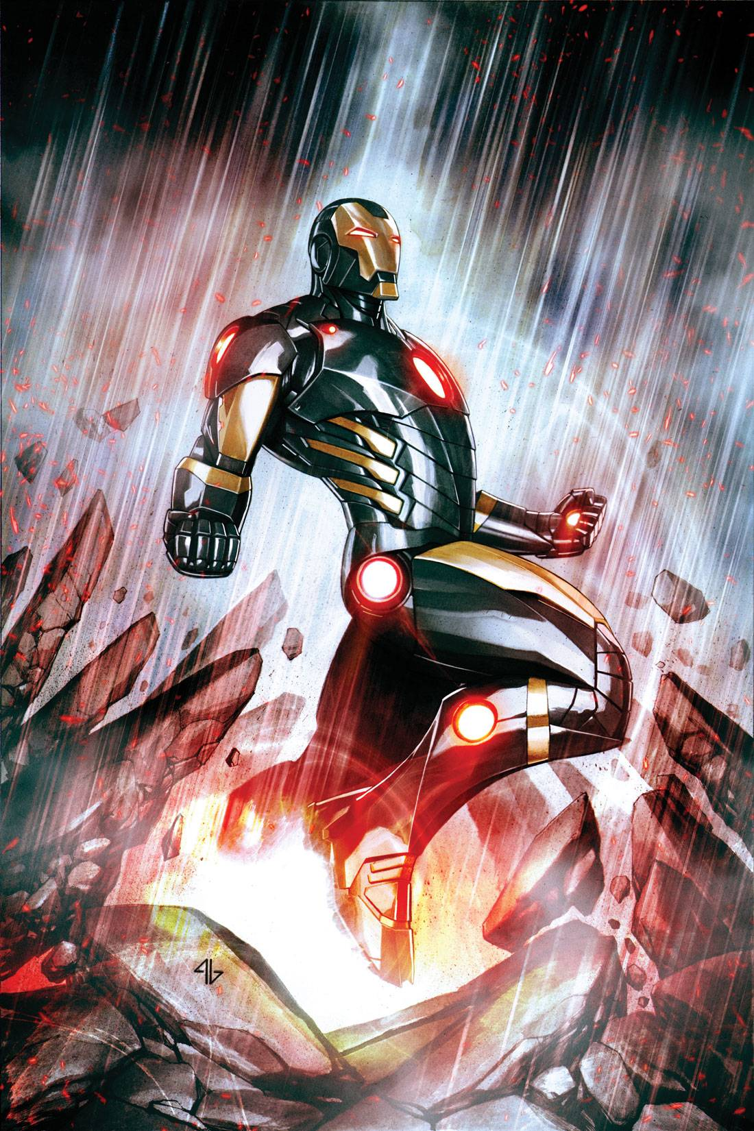 Adi Granov Iron Man