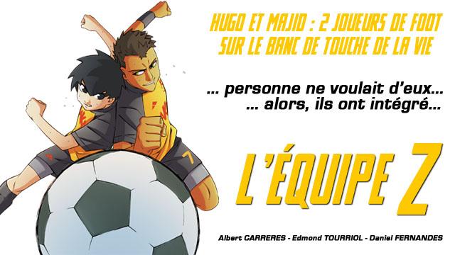 Edmond Tourriol Makma L'équipe Z