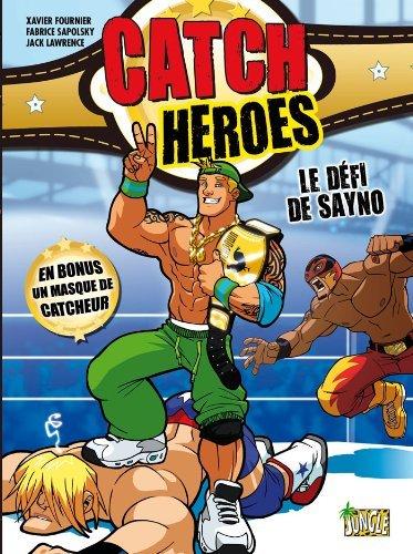 Catch Heroes Xavier Fournier