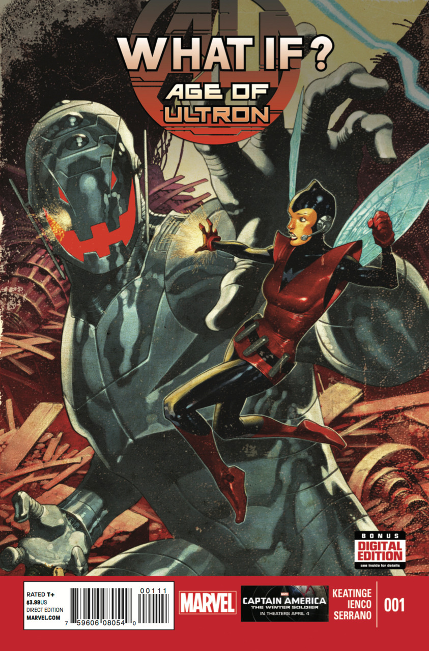 Joe Keatinge What If Age Of ultron