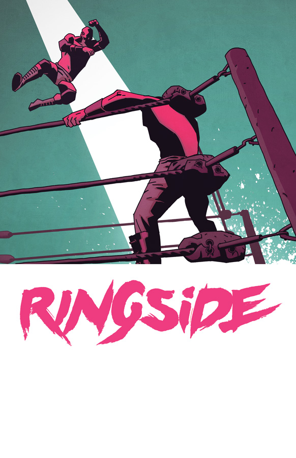 Joe Keatinge Ringside