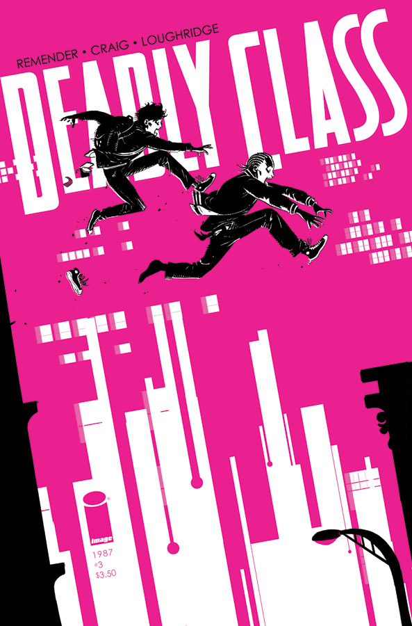 Deadly Class Wes Craig