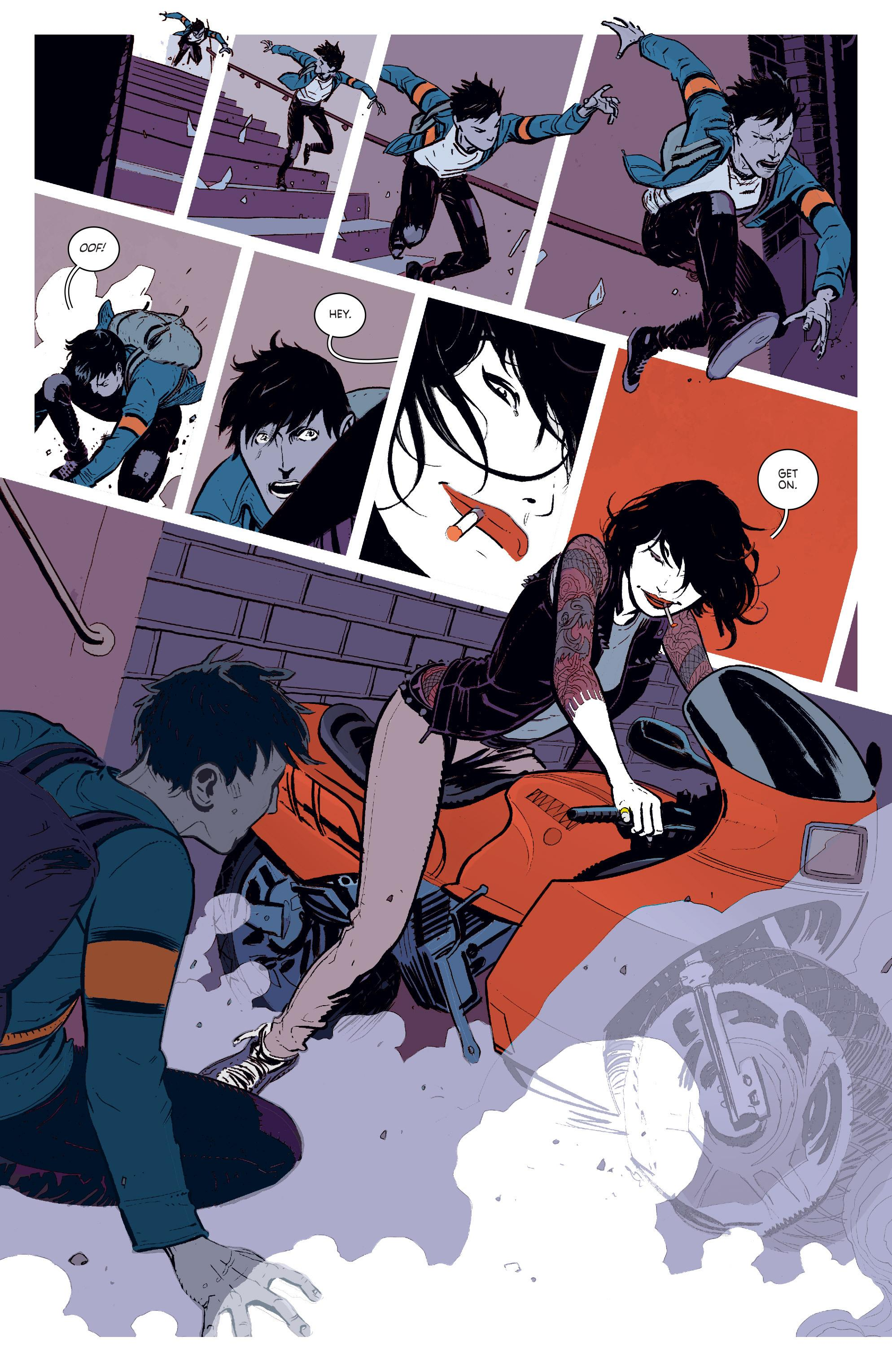 Wes Craig Deadly Class