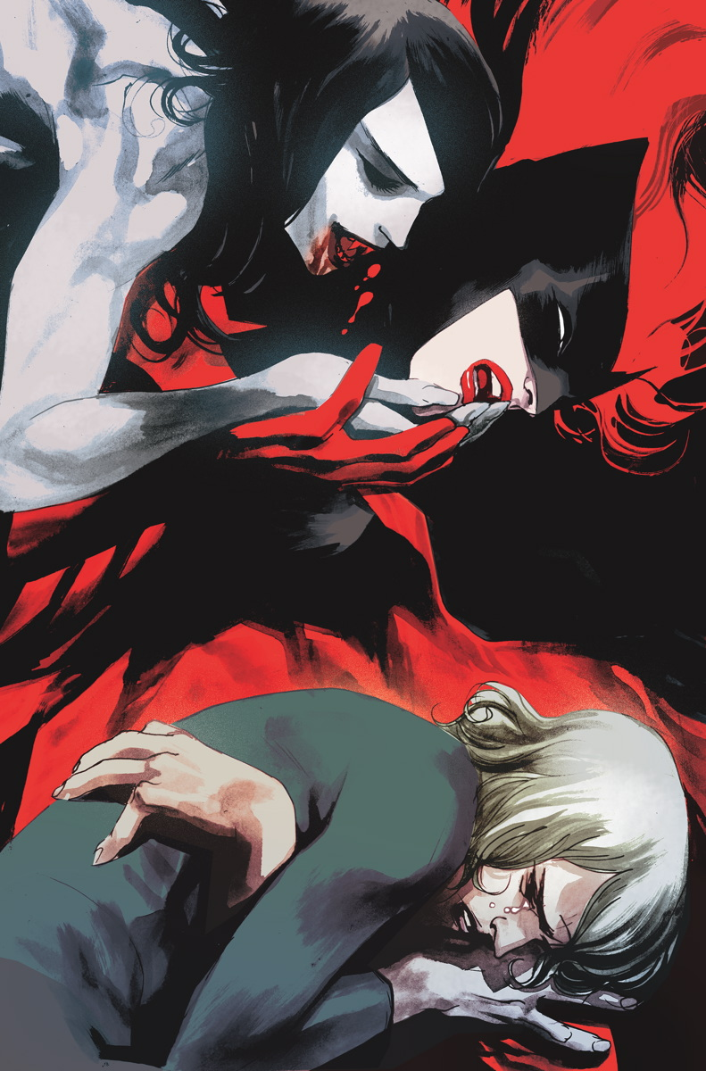 Marc Andreyko Batwoman